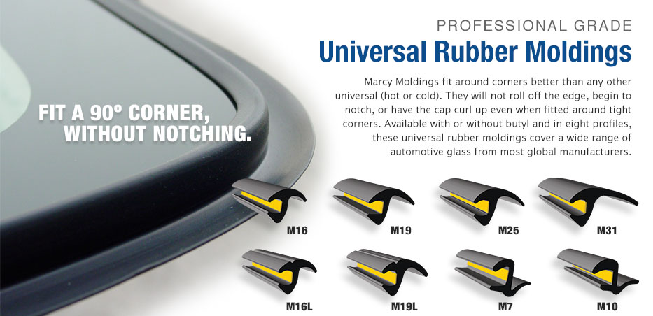 Universal Rubber Moldings